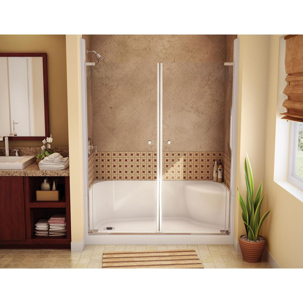 Aker Showers Shower Bases White White | Kitchens and Baths by Briggs ...