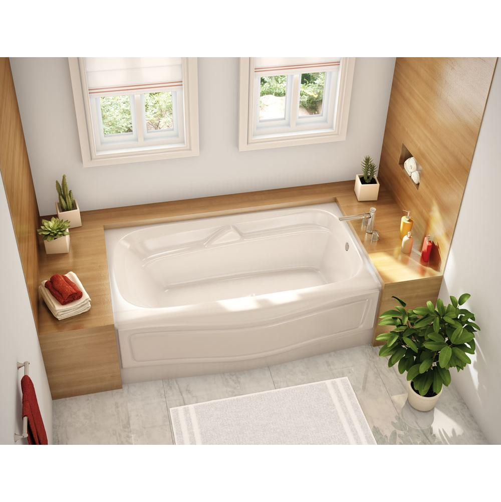 Aker Soaking Tubs Three Wall Alcove | Kitchens and Baths by Briggs ...