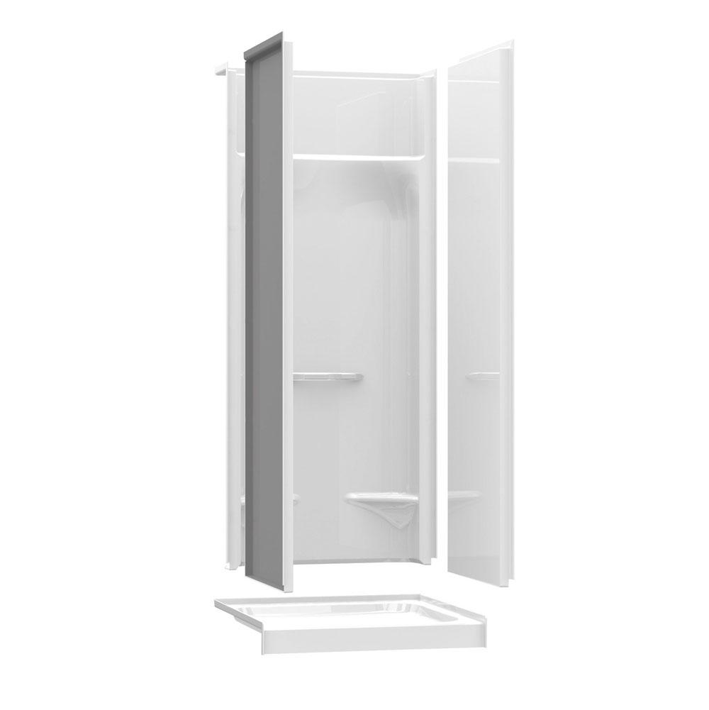 Aker Showers Shower Enclosures | Kitchens and Baths by Briggs ...