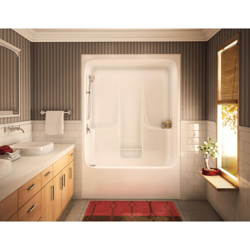 Akr acts 60 one piece acrylic tub shower | Kitchens and Baths by ...