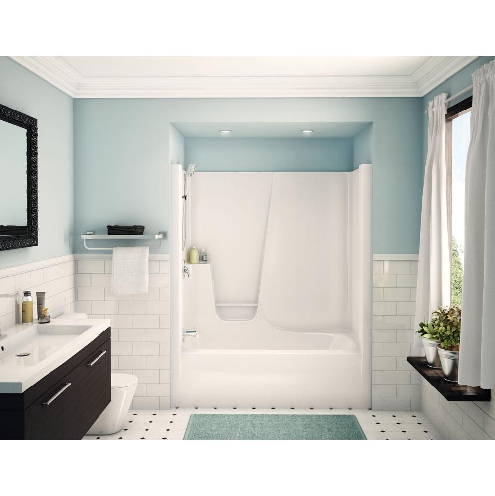 One Piece Shower Tub Units Home Design Plan