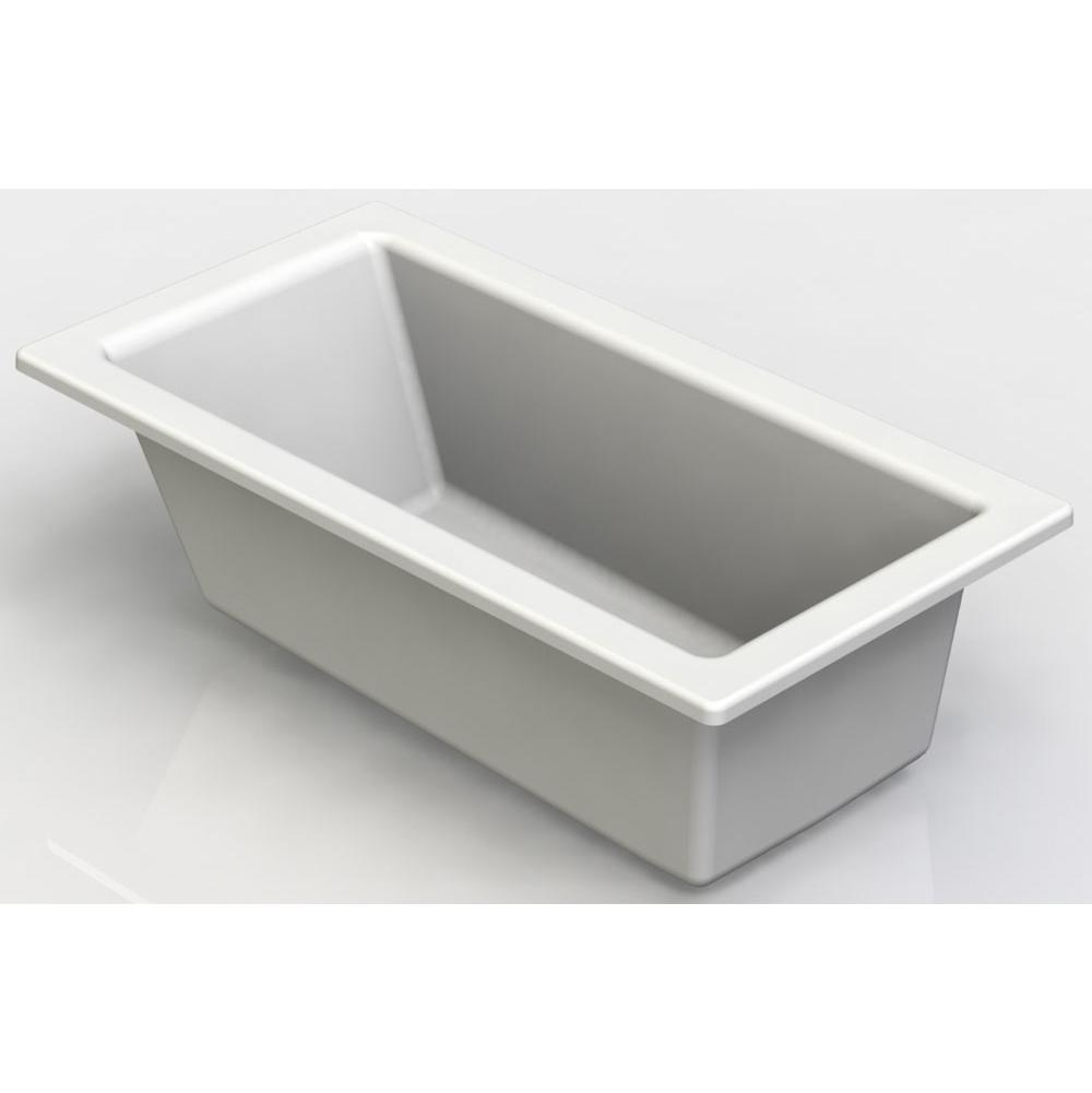 Aquatic Drop In Soaking Tubs item 6032DMIN-WH
