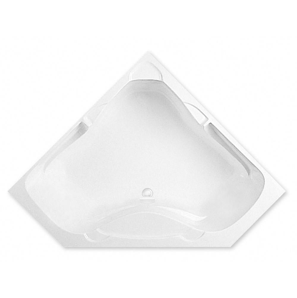 Aquatic Corner Whirlpool Bathtubs item 9560621-WH