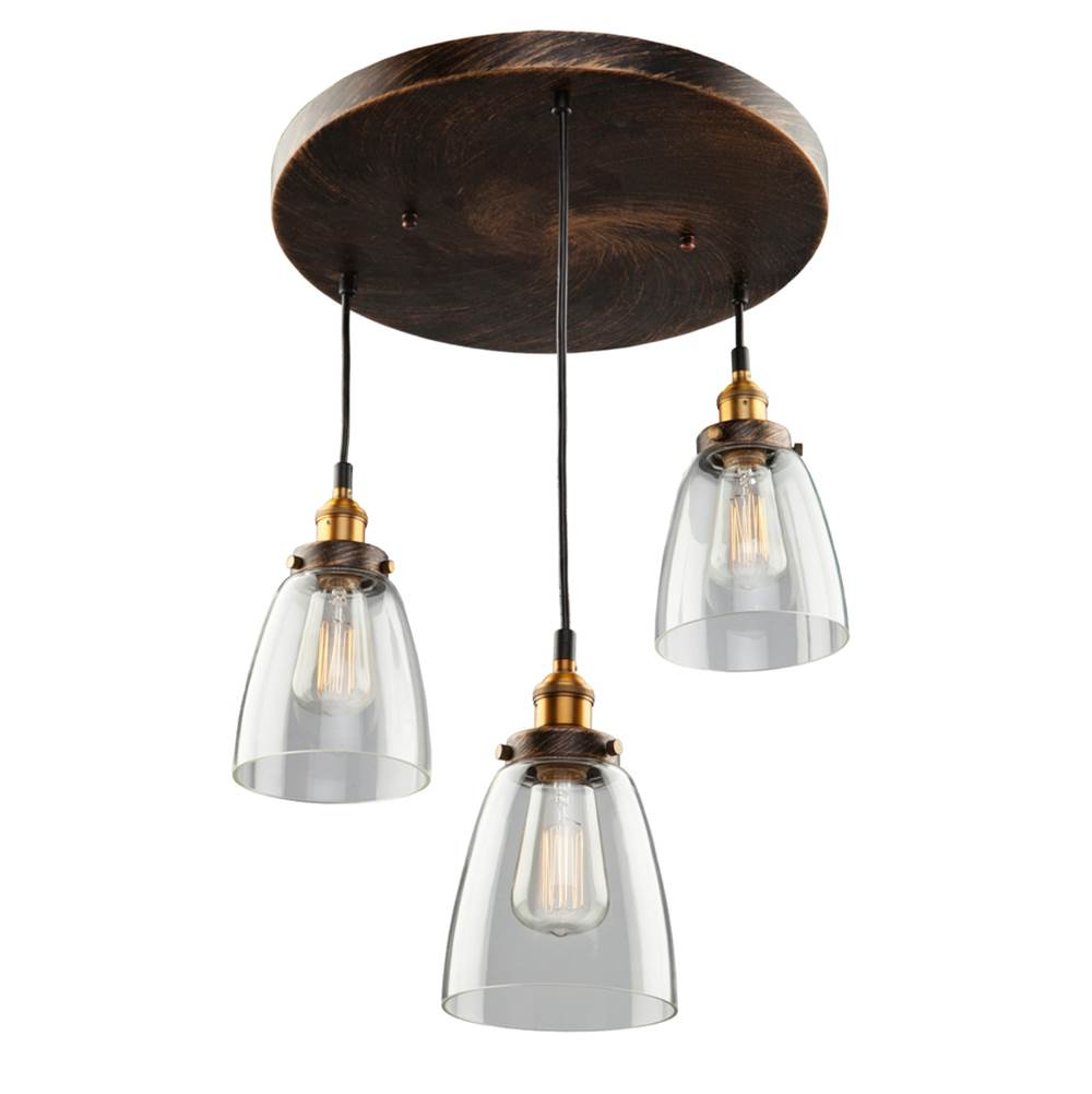 Artcraft Multi Point Pendants Pendant Lighting item AC10163