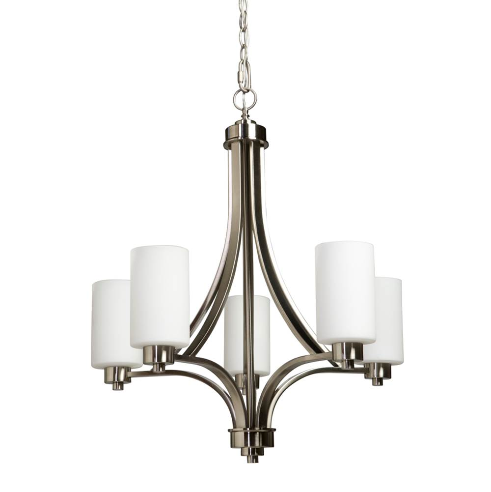 Artcraft Single Tier Chandeliers item AC1305PN