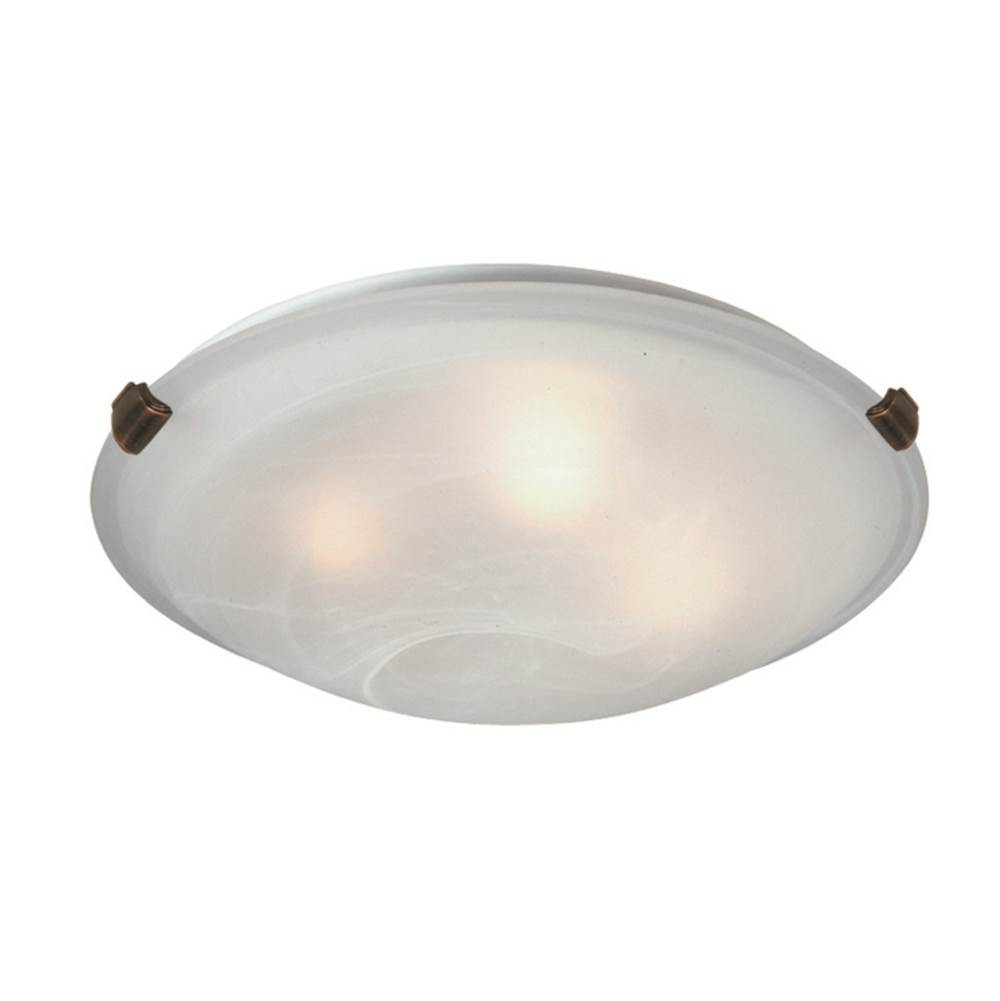 Artcraft Flush Ceiling Lights item AC2353SPBU