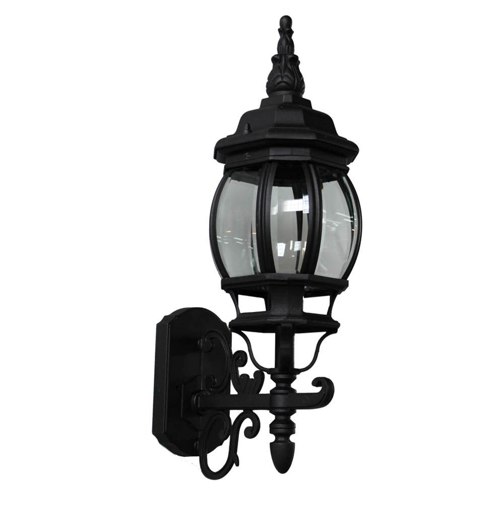 Artcraft Wall Lanterns Outdoor Lights item AC8090BK