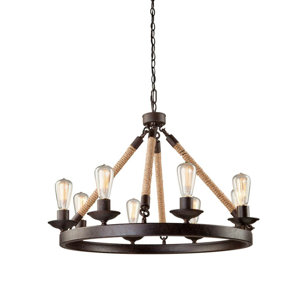 Artcraft Single Tier Chandeliers item CL278
