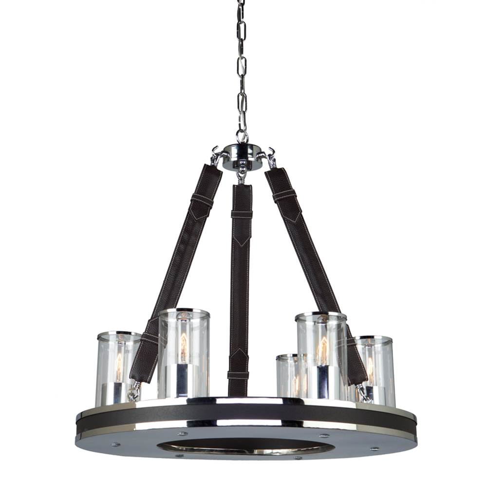 Artcraft Single Tier Chandeliers item SC13056