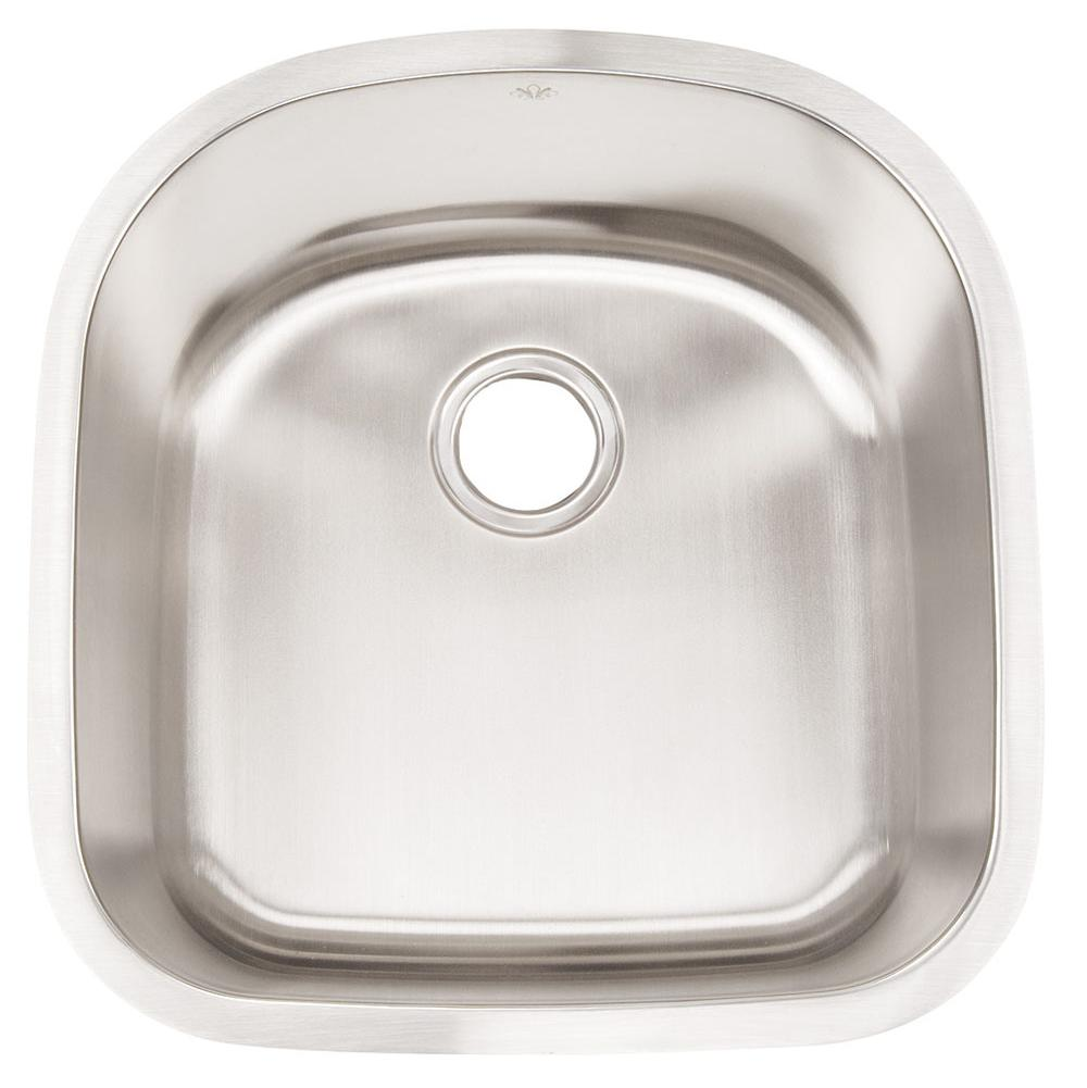 Artisan Manufacturing Undermount Kitchen Sinks item AR2120D9-D