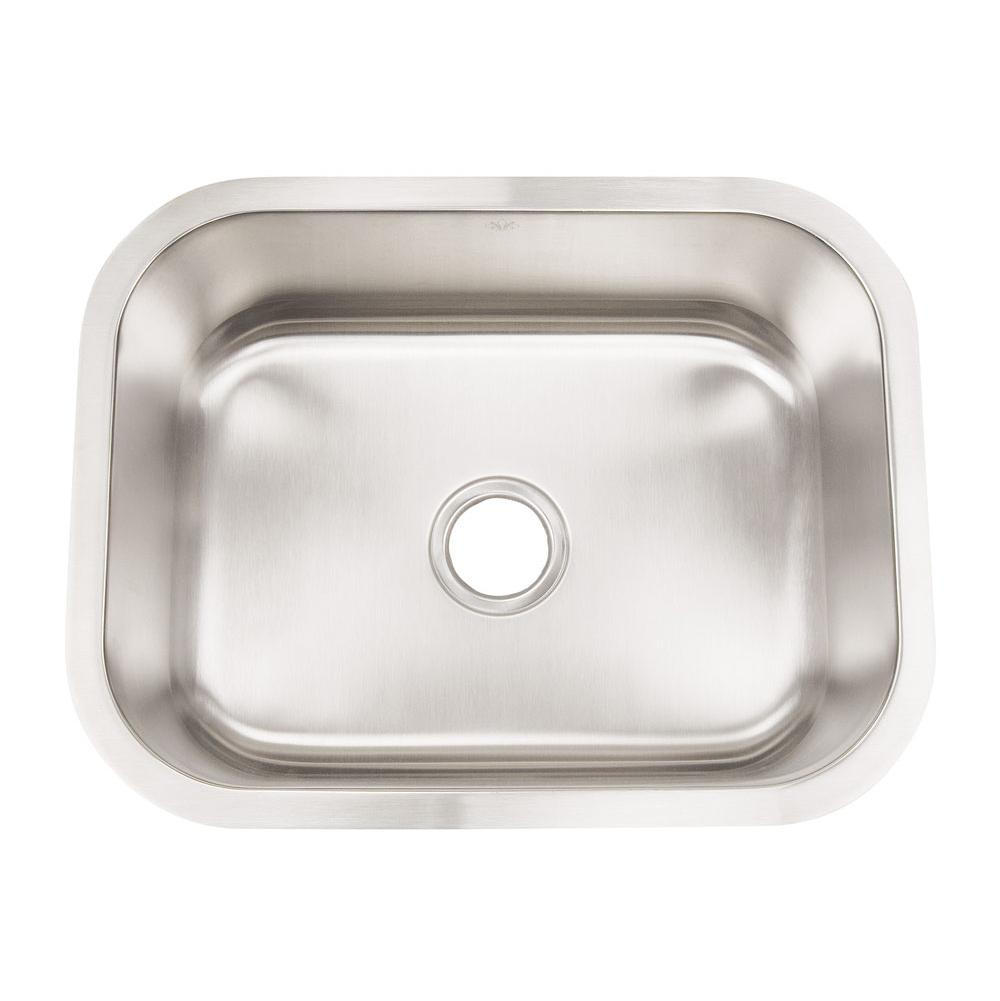 Artisan Manufacturing Undermount Kitchen Sinks item AR2318D10-D