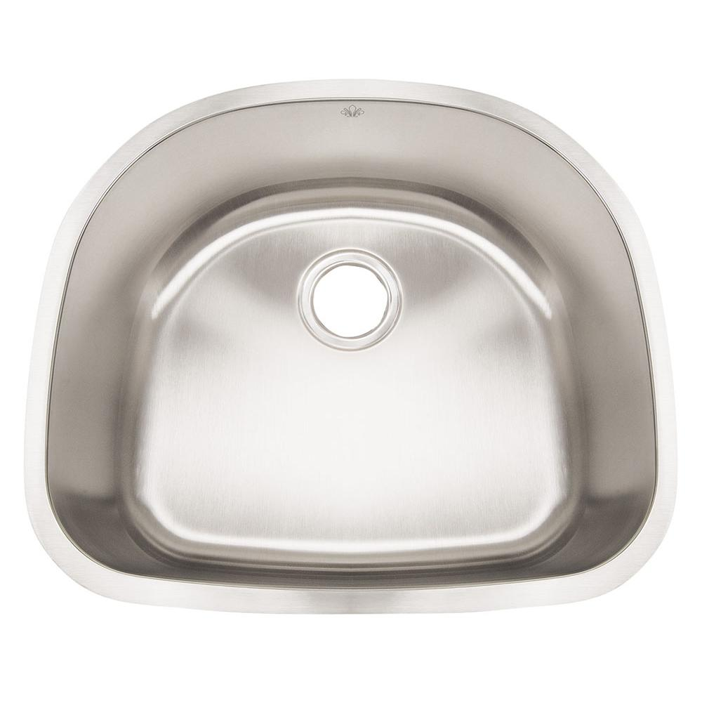 Artisan Manufacturing Undermount Kitchen Sinks item AR2321D9-D