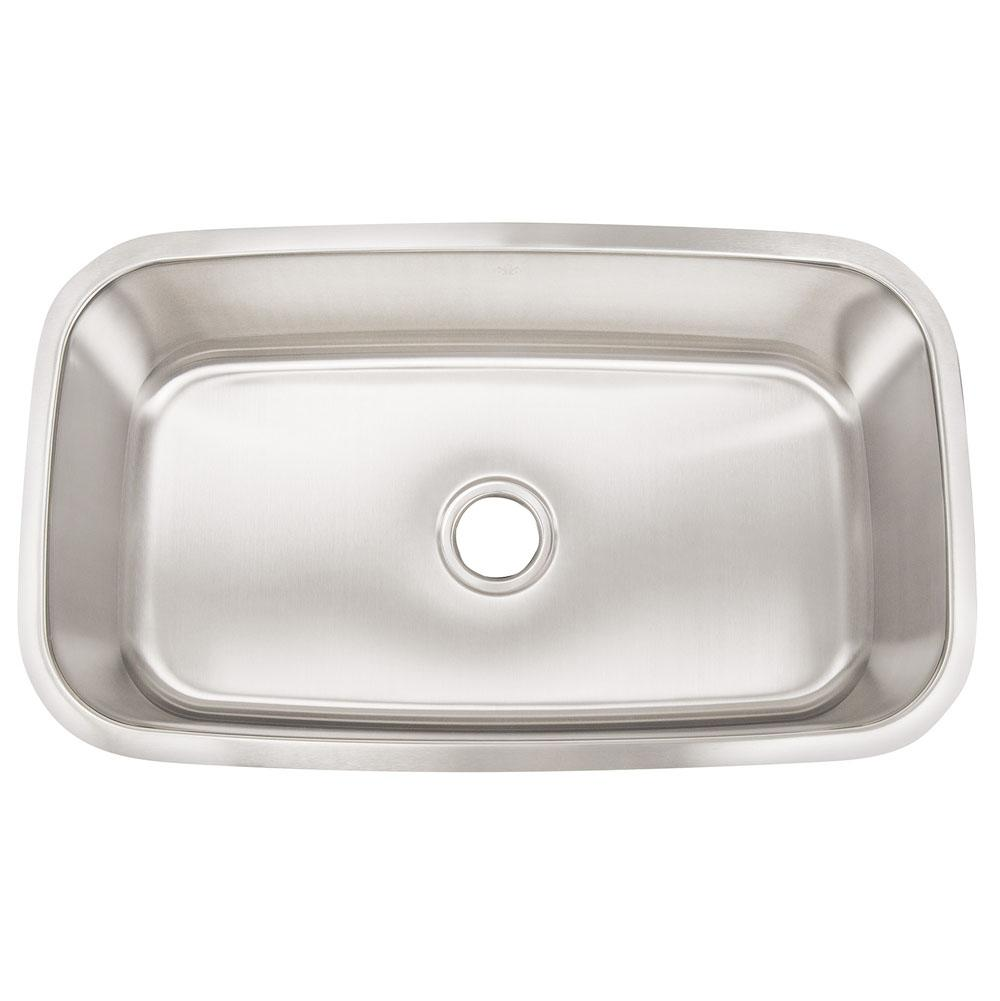 Artisan Manufacturing Undermount Kitchen Sinks item AR3118D9-D