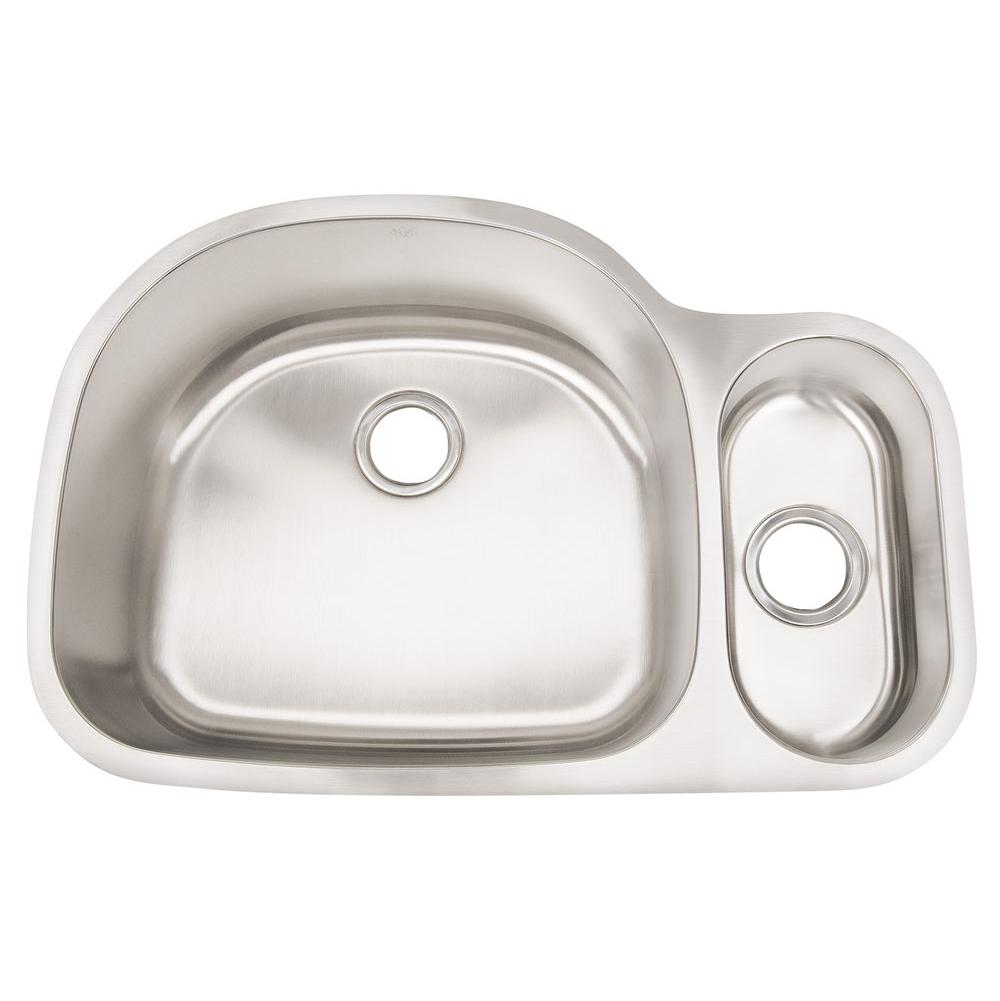 Artisan Manufacturing Undermount Kitchen Sinks item AR3121D95-D