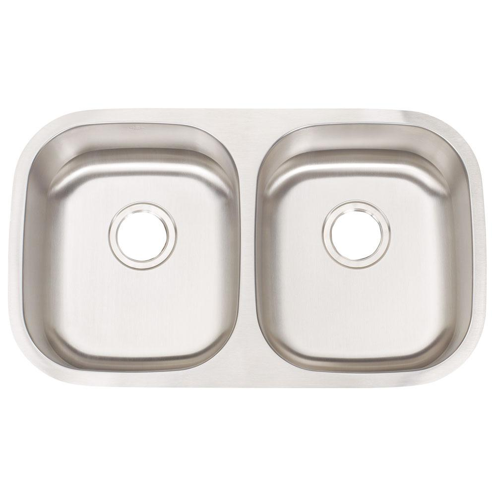 Artisan Manufacturing Undermount Kitchen Sinks item AR3218D108-D
