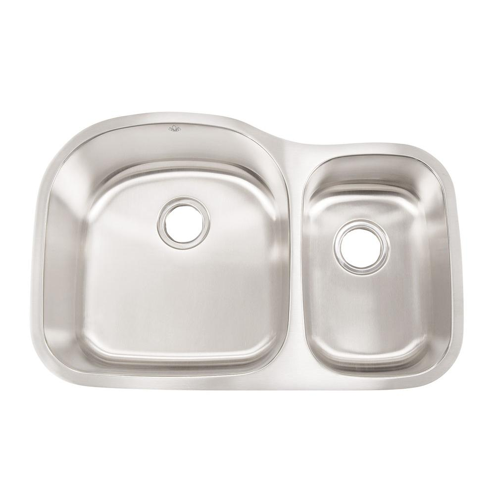 Artisan Manufacturing Undermount Kitchen Sinks item AR3220D97-B