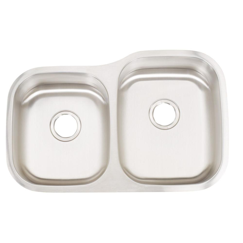 Artisan Manufacturing Undermount Kitchen Sinks item AR3221D97R-B