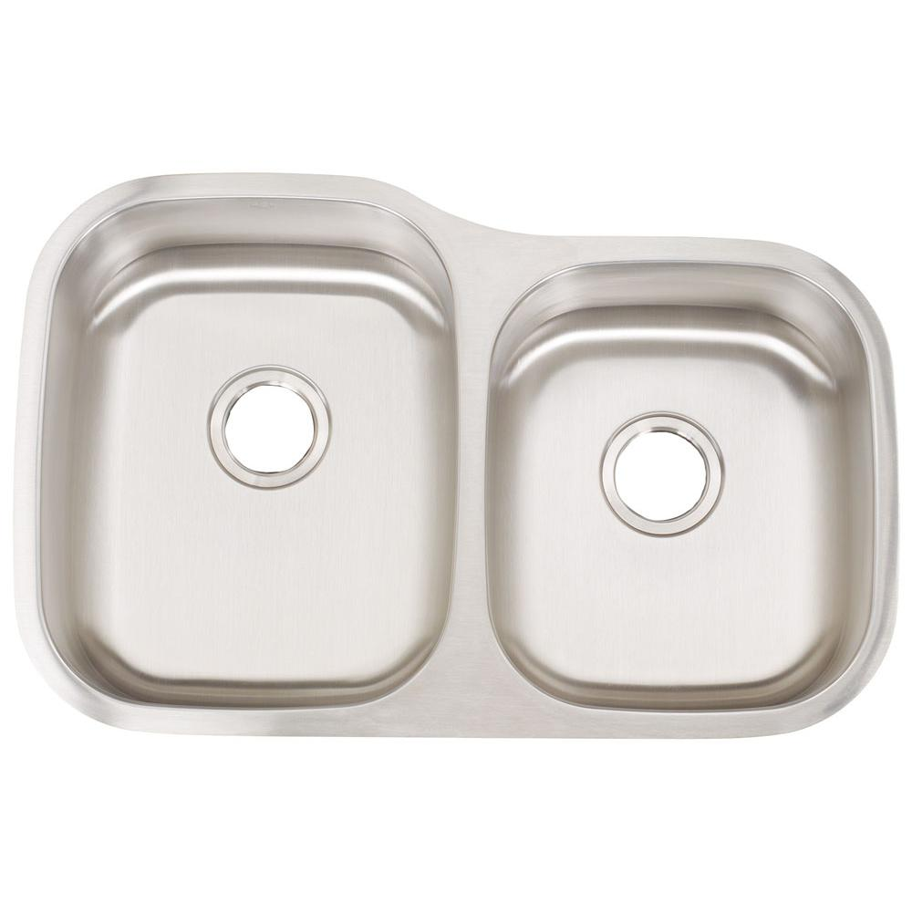 Artisan Manufacturing Undermount Kitchen Sinks item MH3221D88-B