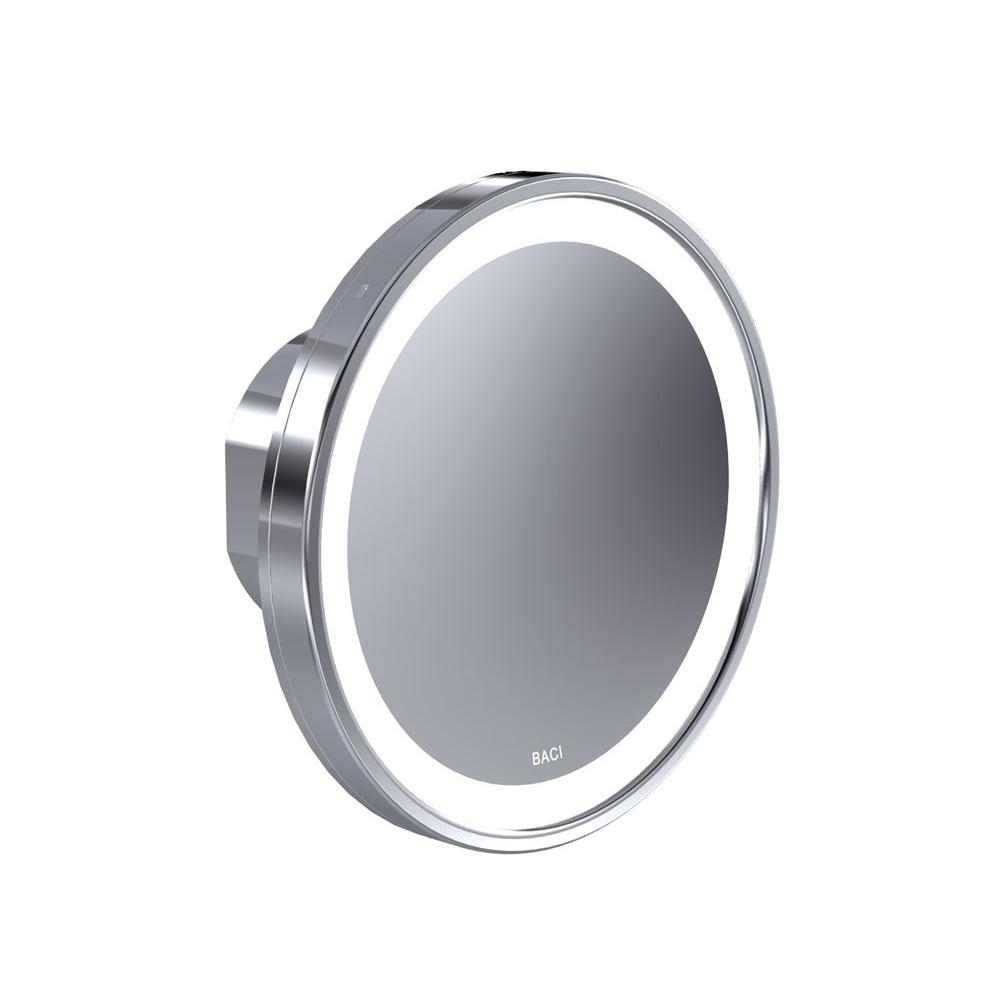 Baci Remcraft Magnifying Mirrors Bathroom Accessories item BSR-301-BRS