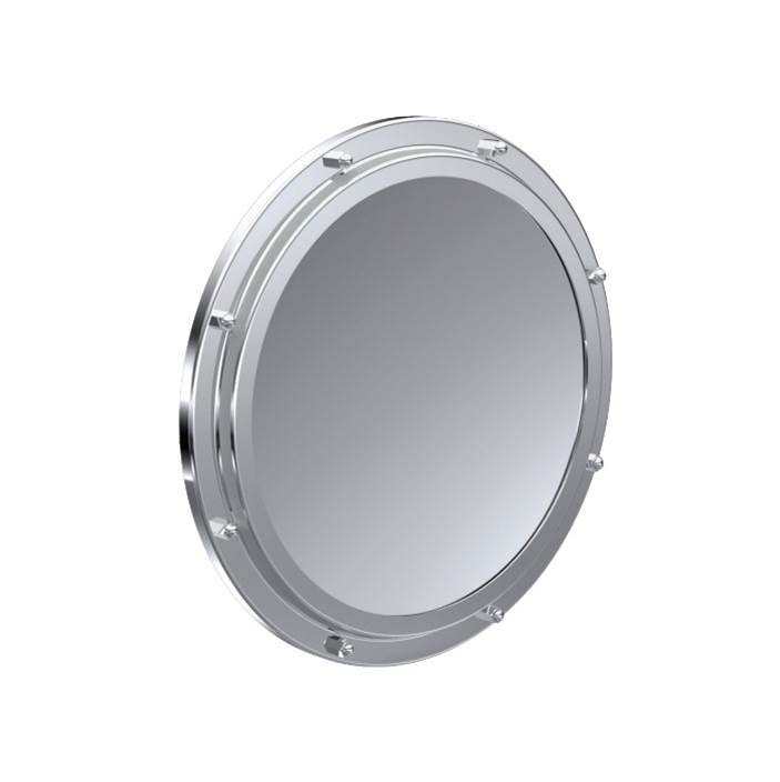 Baci Remcraft Magnifying Mirrors Bathroom Accessories item E10 CHROME