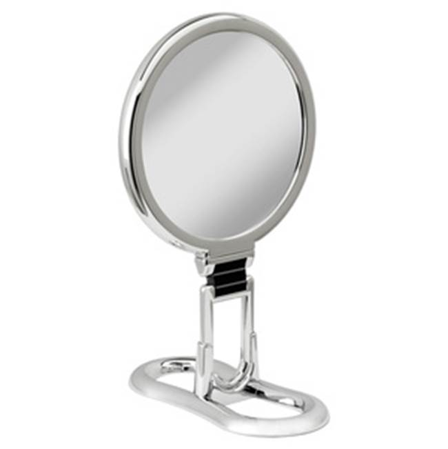 Baci Remcraft Magnifying Mirrors Bathroom Accessories item P6-GLD