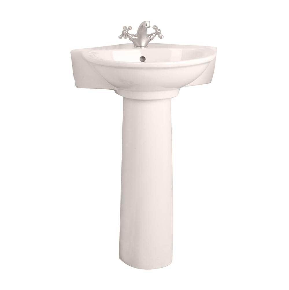 Barclay Complete Pedestal Bathroom Sinks item 3-221BQ