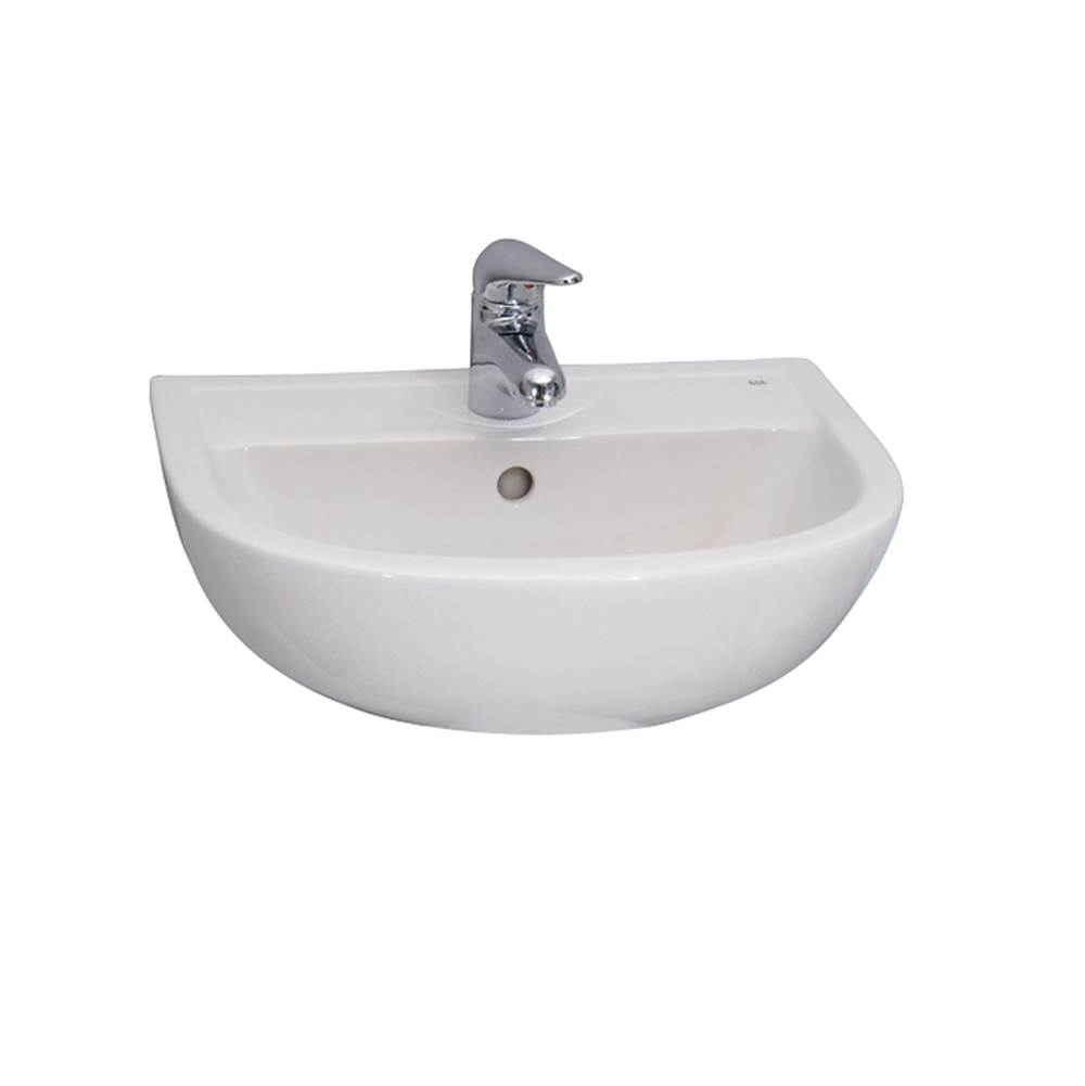 Barclay Wall Mount Bathroom Sinks item 4-546WH