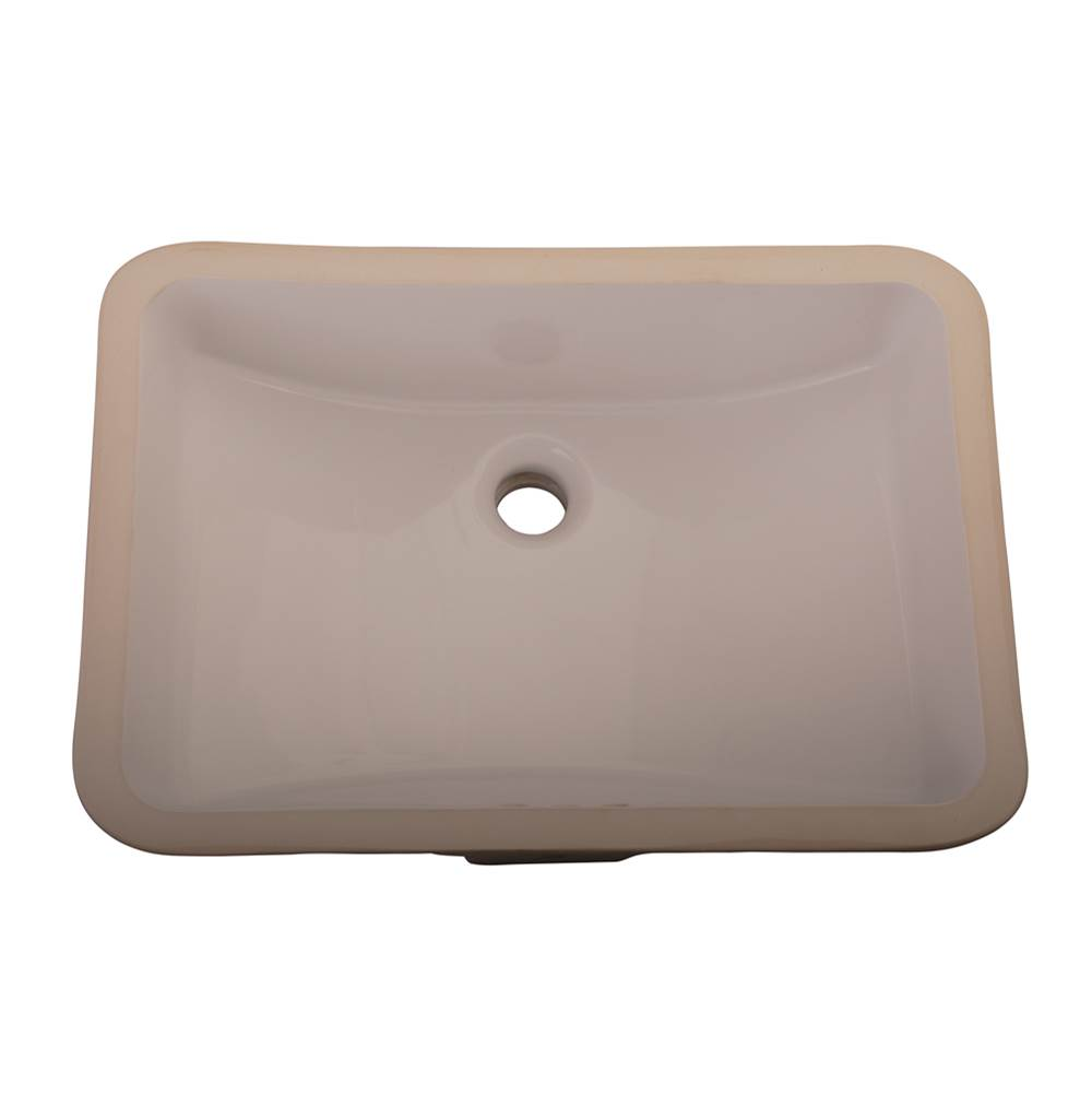 Barclay Undermount Bathroom Sinks item 4-715BQ