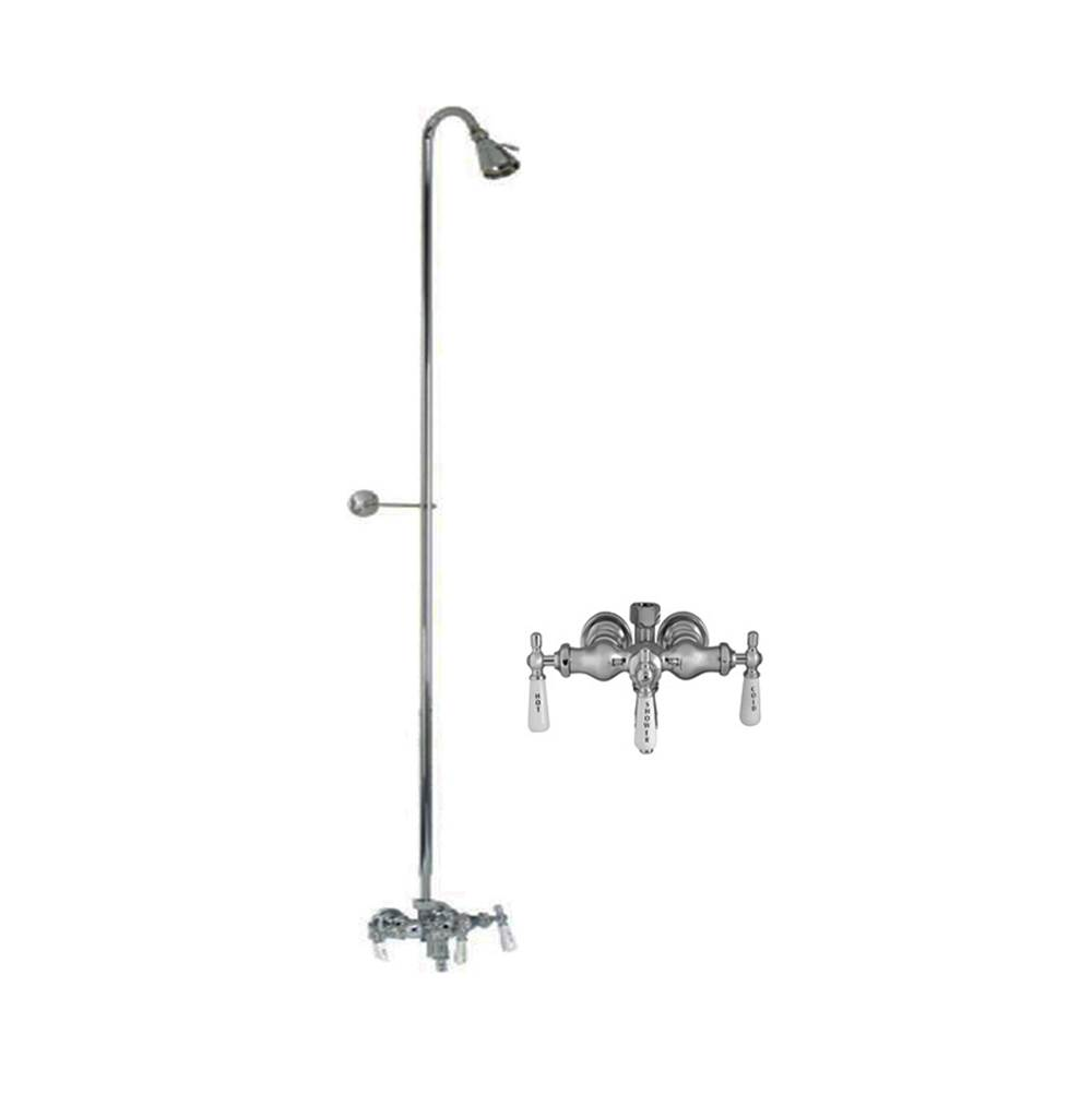Barclay Complete Systems Shower Systems item 4030-PL-CP