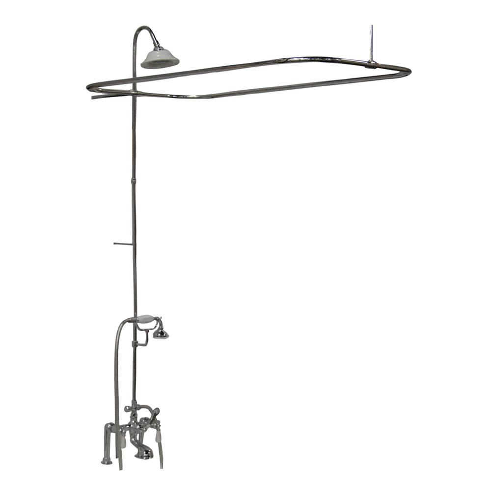 Barclay  Tub And Shower Faucets item 4063-PL-CP