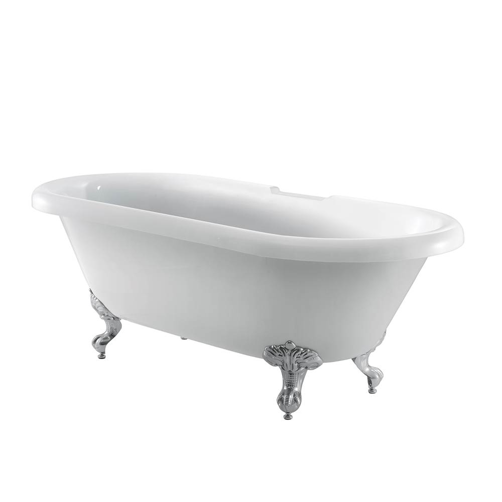 Barclay Clawfoot Soaking Tubs item ATDR7H69I-WHORB