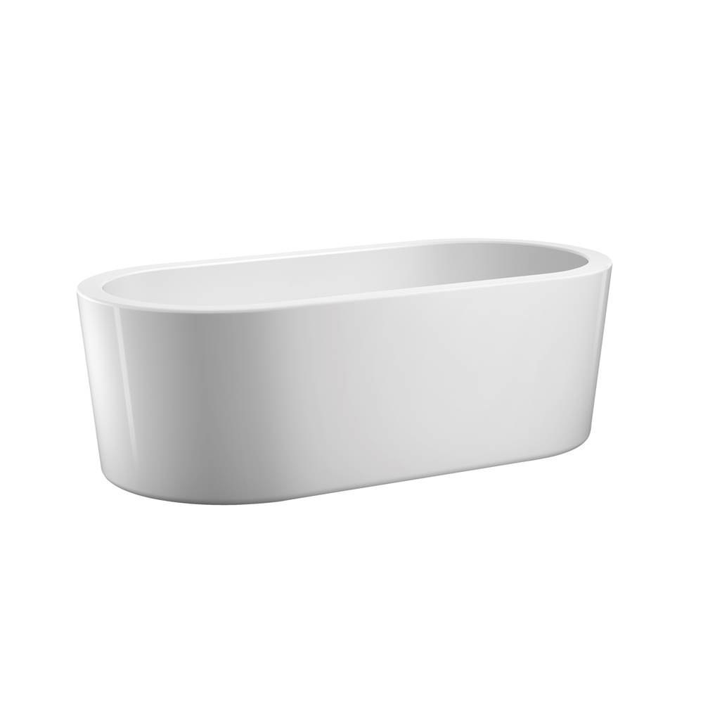 Barclay Drop In Soaking Tubs item ATOVN59MF-WH