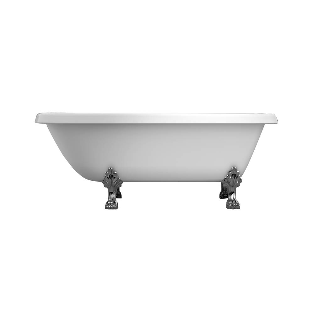 Barclay Clawfoot Soaking Tubs item ATR7H70LP-WHORB