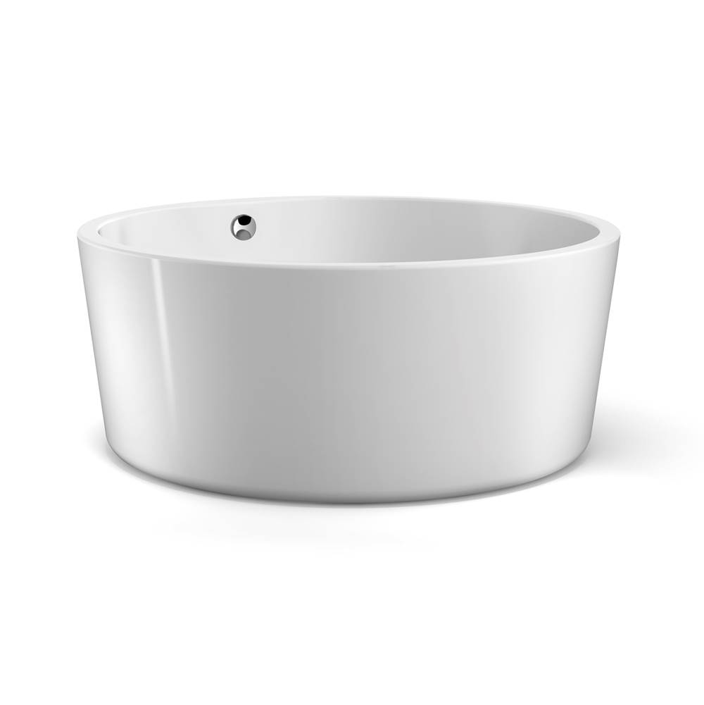 Barclay Free Standing Soaking Tubs item ATRNDN58-WH