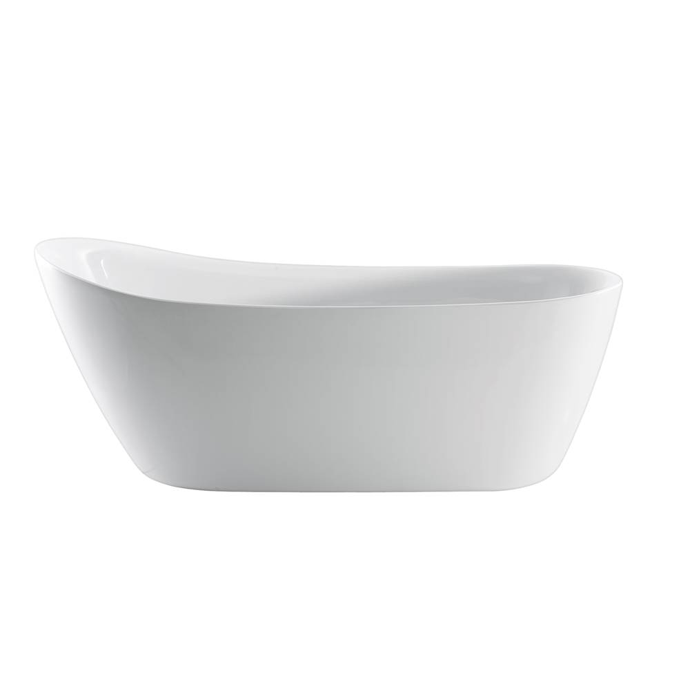 Barclay Drop In Soaking Tubs item ATSN66E-WH