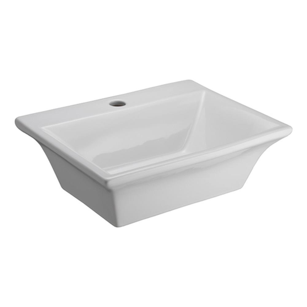 Briggs Bathroom Sinks : Sinks Bathroom Sinks Wall Mount Kitchens and Baths by Briggs - Grand ...