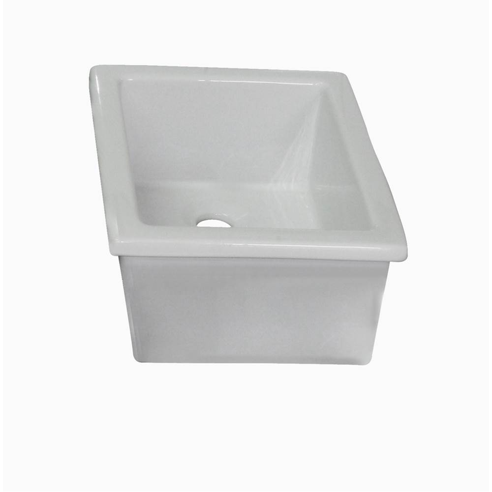 Barclay Wall Mount Laundry And Utility Sinks item LS360