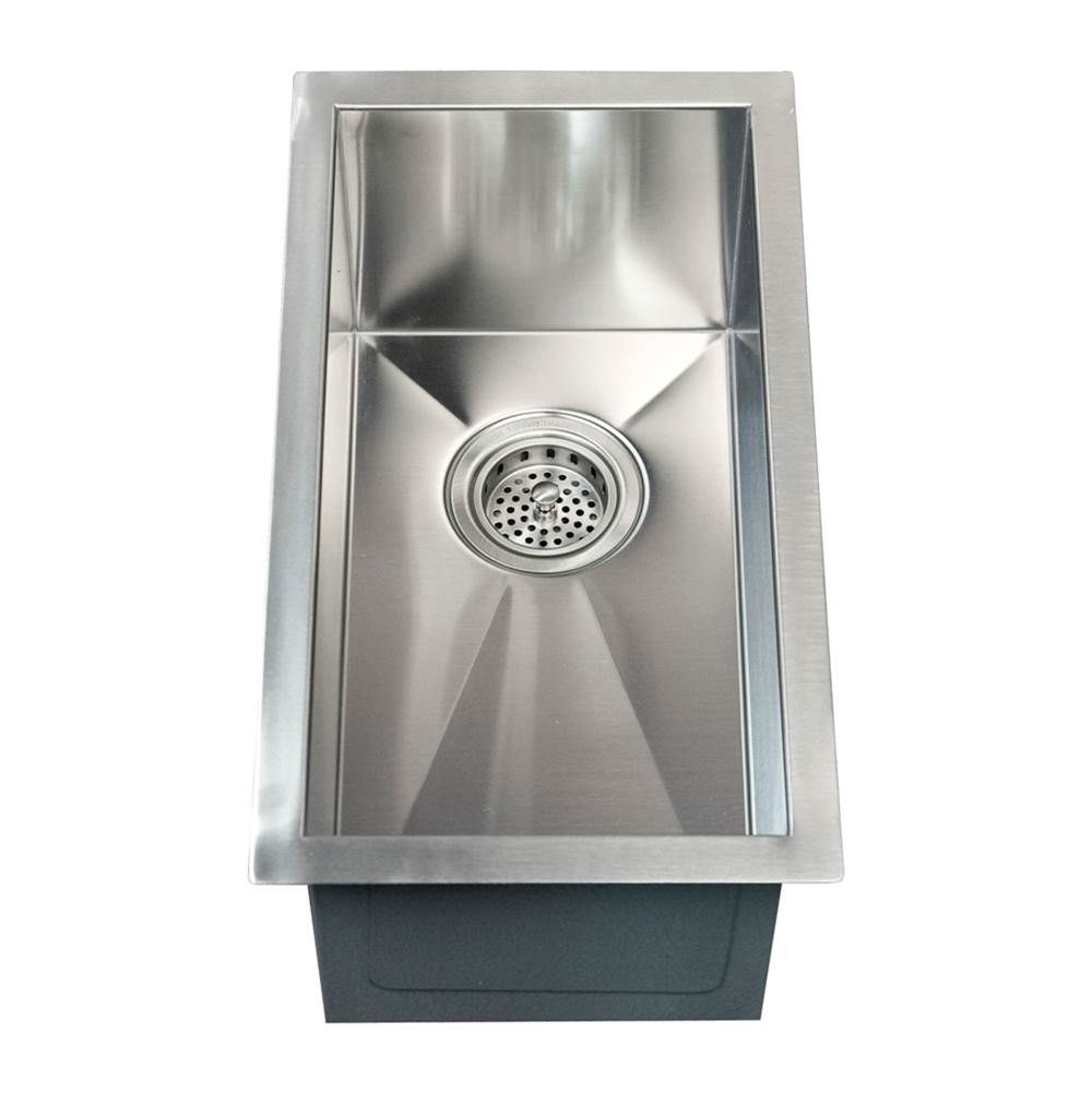 Barclay Undermount Bar Sinks item PSSSB2050-SS