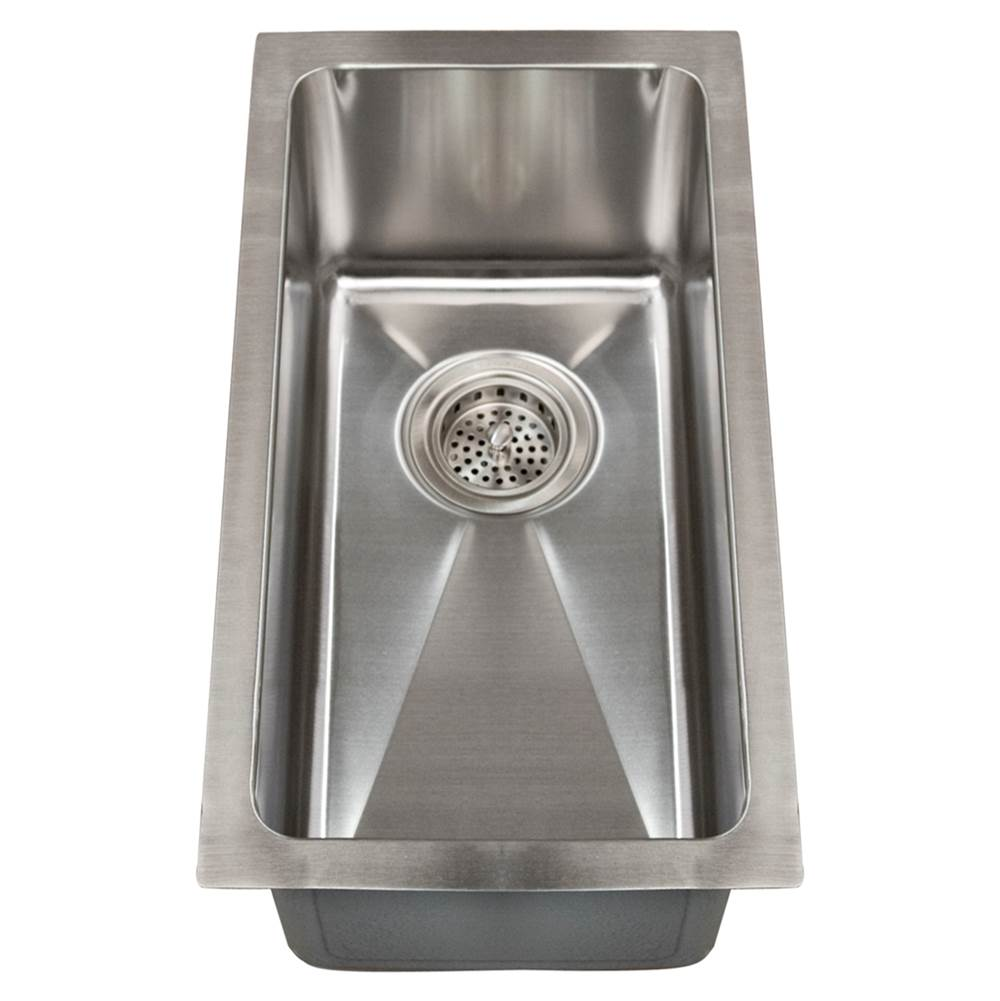 Barclay Undermount Bar Sinks item PSSSB2052-SS