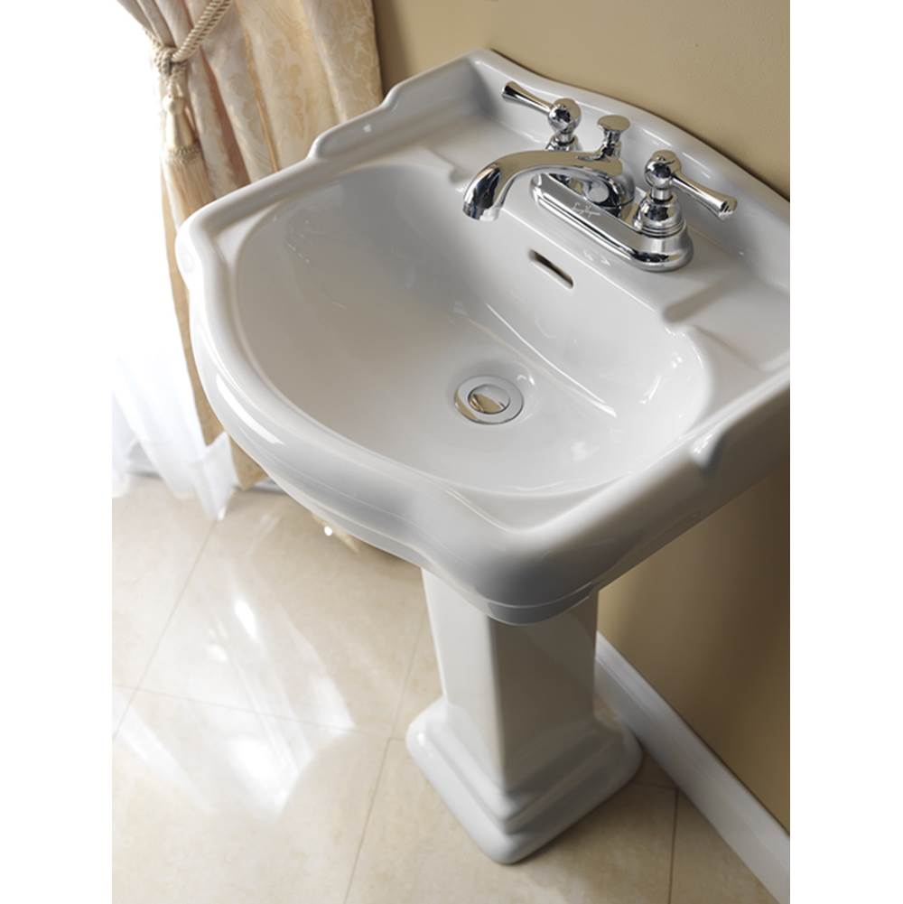 Barclay Complete Pedestal Bathroom Sinks item 3-871BQ