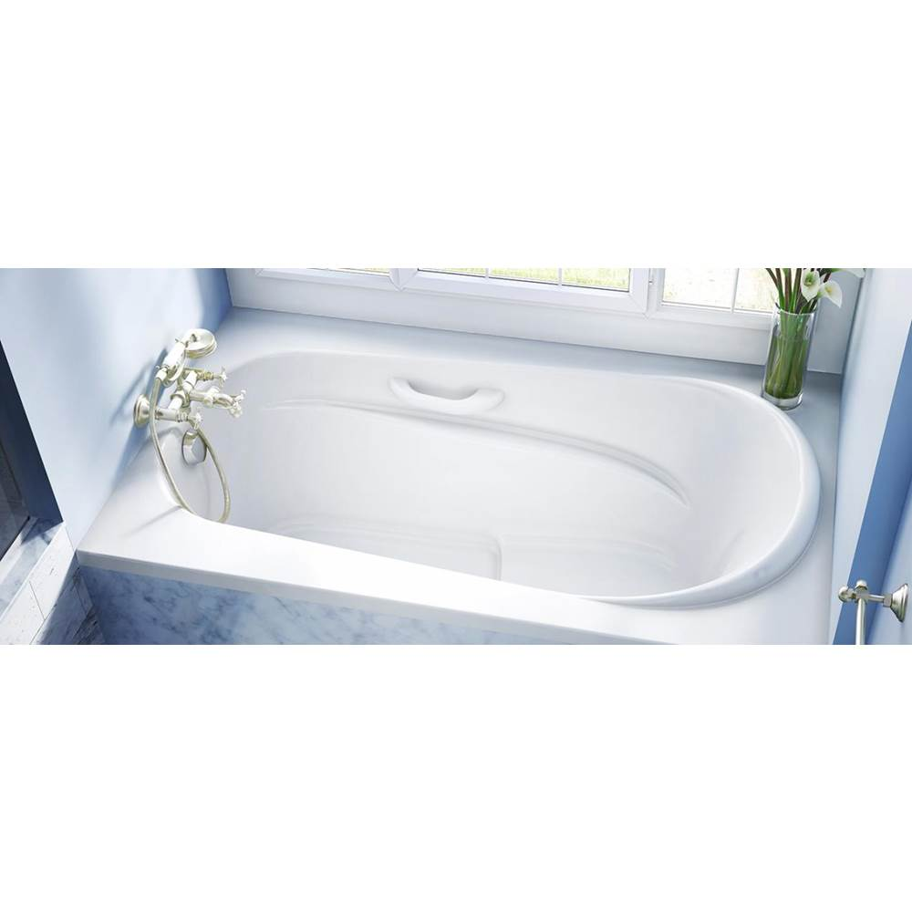 Bain Ultra Three Wall Alcove Air Bathtubs item AMMA 6036