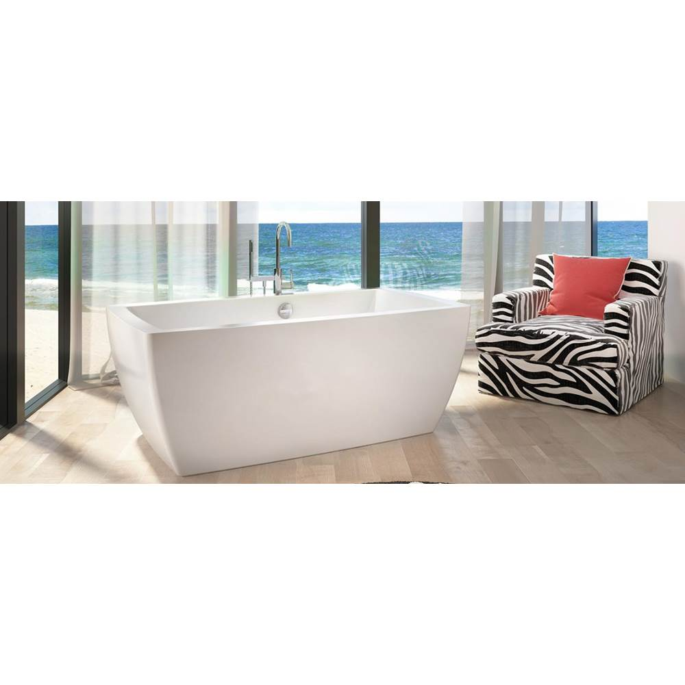Bain Ultra Free Standing Air Bathtubs item ESSENCIA 6838 Freestanding