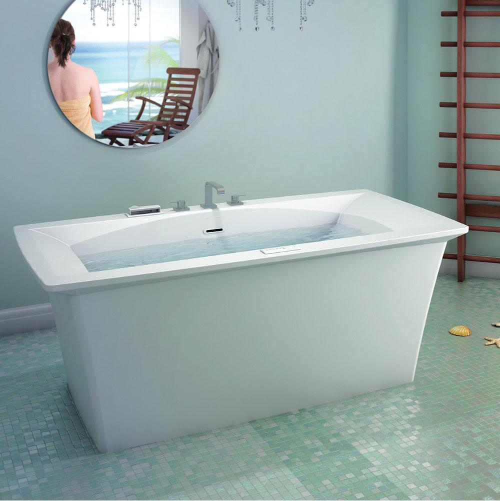 Bain Ultra Free Standing Air Bathtubs item ORA 6636 Freestanding