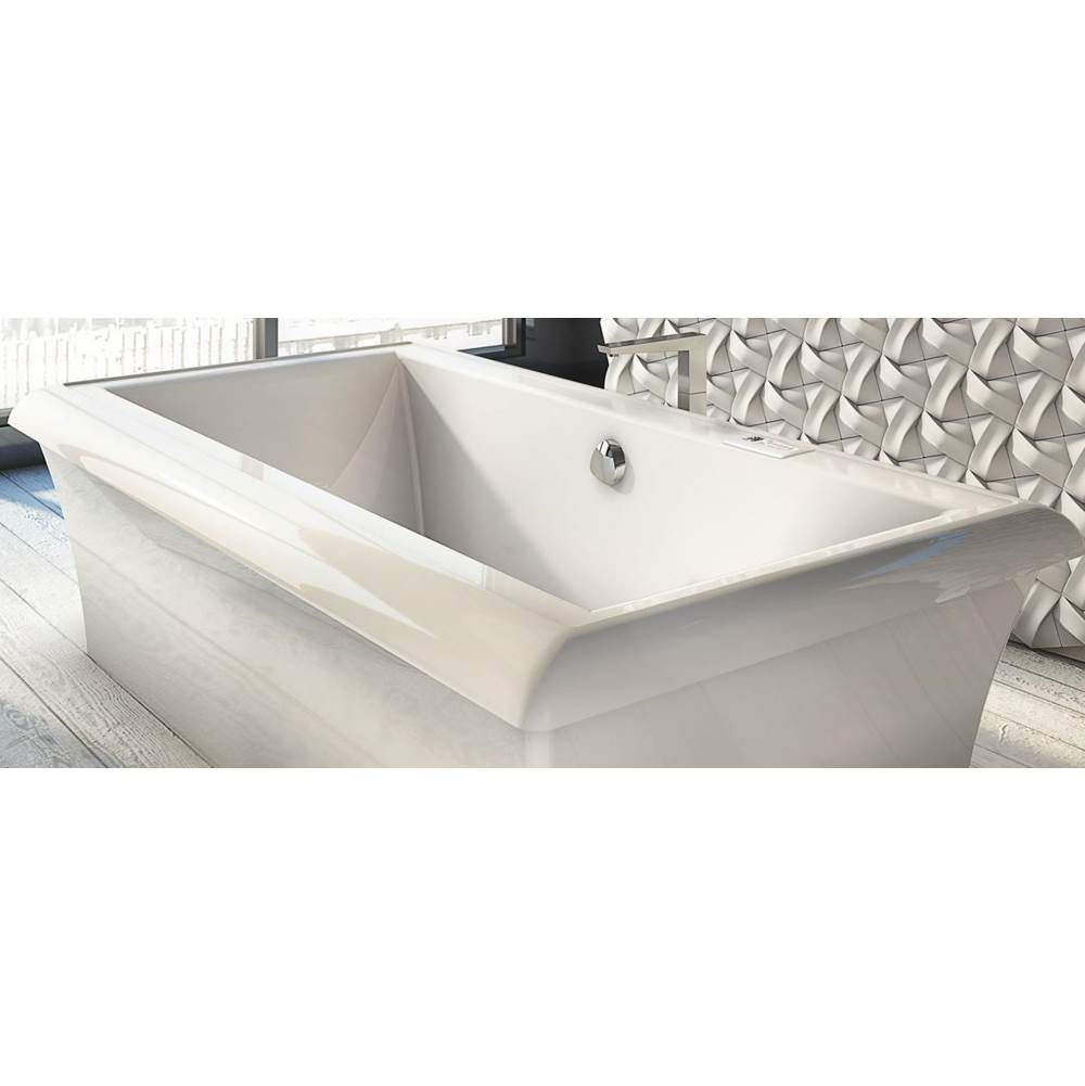 Bain Ultra Free Standing Air Bathtubs item ORIGAMI 7242 Freestanding