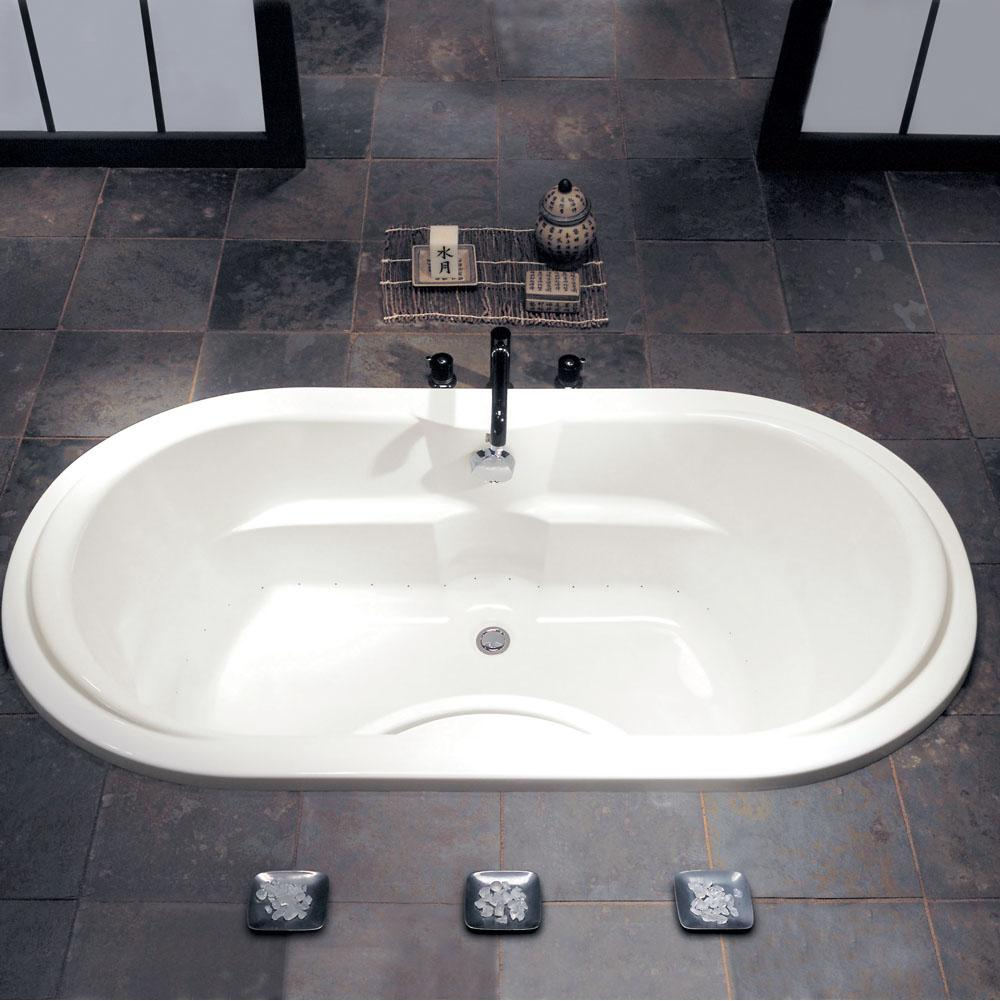 Bain Ultra Drop In Air Bathtubs item THERMAL 55 OVAL