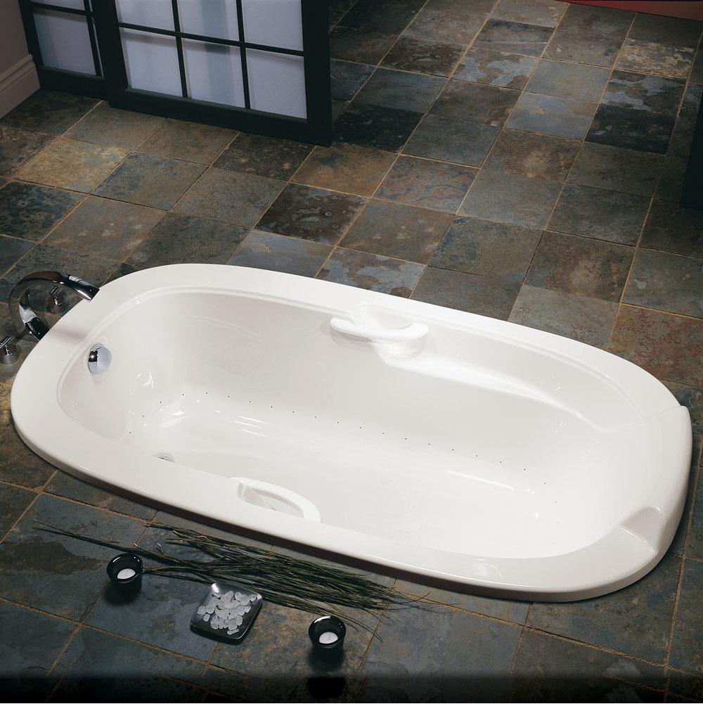 Bain Ultra Tubs Air Bathtubs Oval | Kitchens and Baths by Briggs ...
