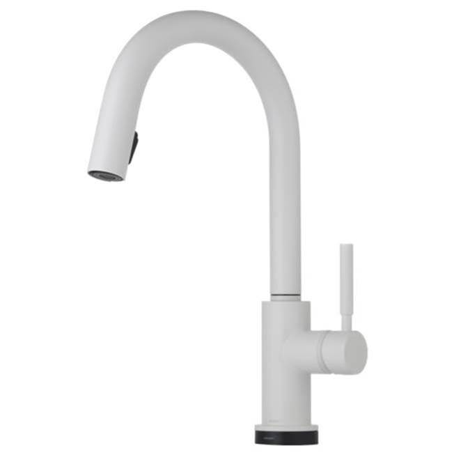 Brizo Kitchen Faucets White Kitchens And Baths By Briggs Grand