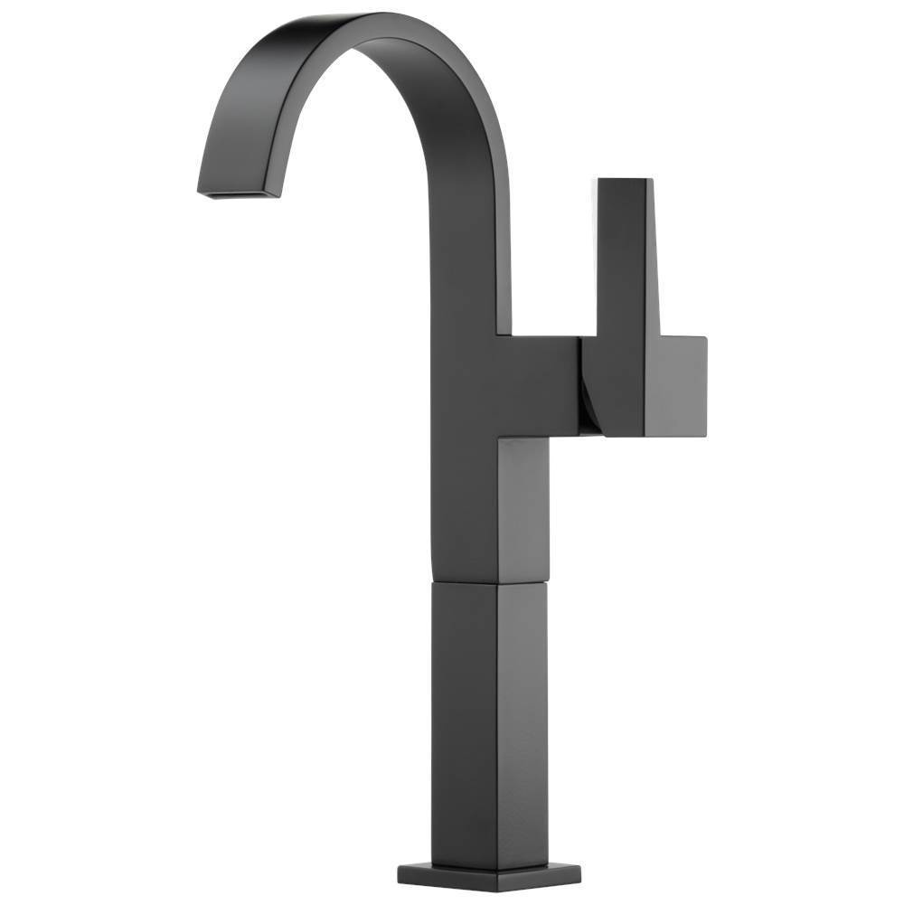 Brizo Vessel Bathroom Sink Faucets item 65480LF-BL-ECO