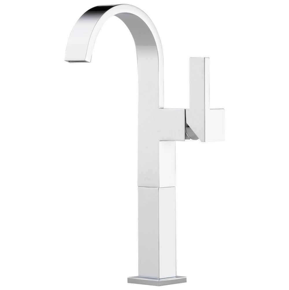Brizo Vessel Bathroom Sink Faucets item 65480LF-PC-ECO
