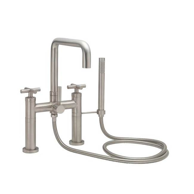 California Faucets Deck Mount Tub Fillers item 1208-65.18-MOB